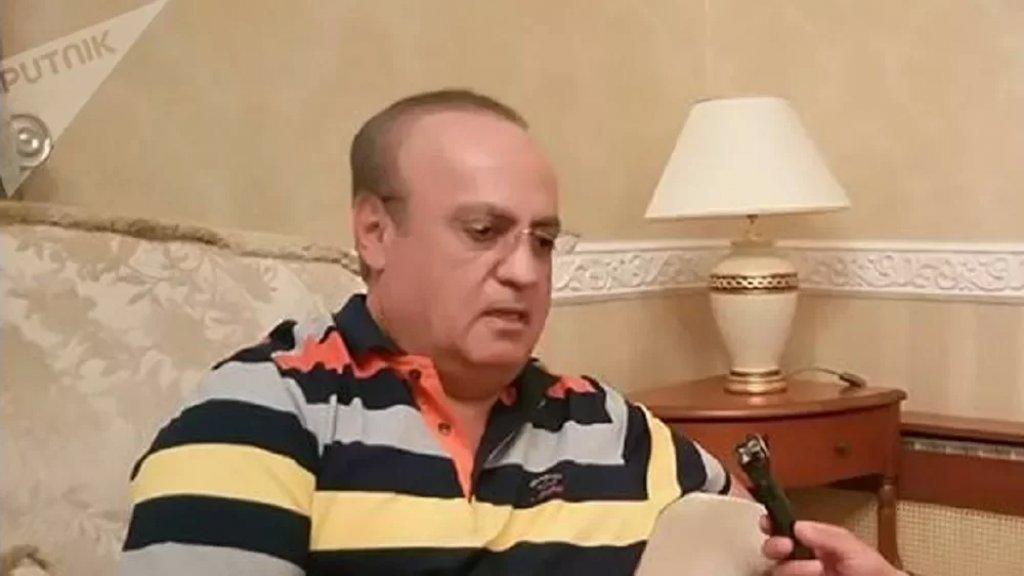 """وئام وهاب: """"كل الطرق ستؤدي إلى الشام"""""""
