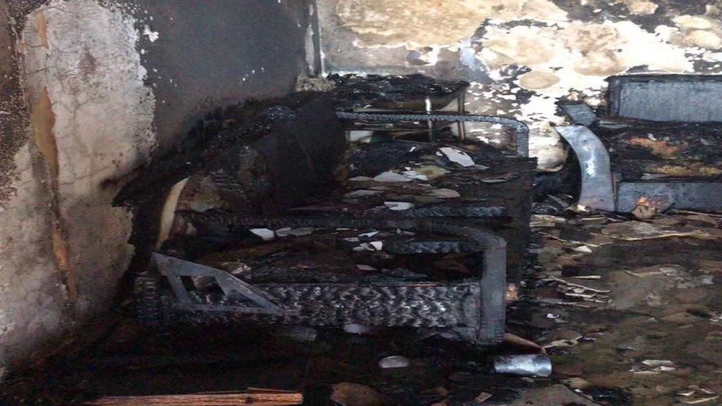 مأساة في حي البيادر -الهرمل... وفاة مواطنة احتراقا نتيجة اشتعال النيران في منزلها بسبب تسرب مادة الغاز واشتعال الأنبوب أثناء تحضيرها طعام الغداء