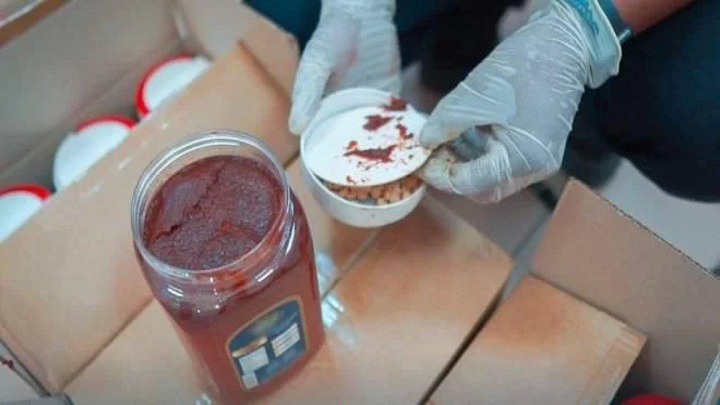 الجمارك السعودية أحبطت تهريب أكثر من مليوني حبة كبتاغون مخبأة في شحنة معجون الطماطم!