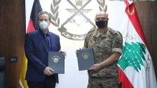 بالصور/ هبة مالية بقيمة 1.3 مليون يورو لدعم القوات البحرية اللبنانية