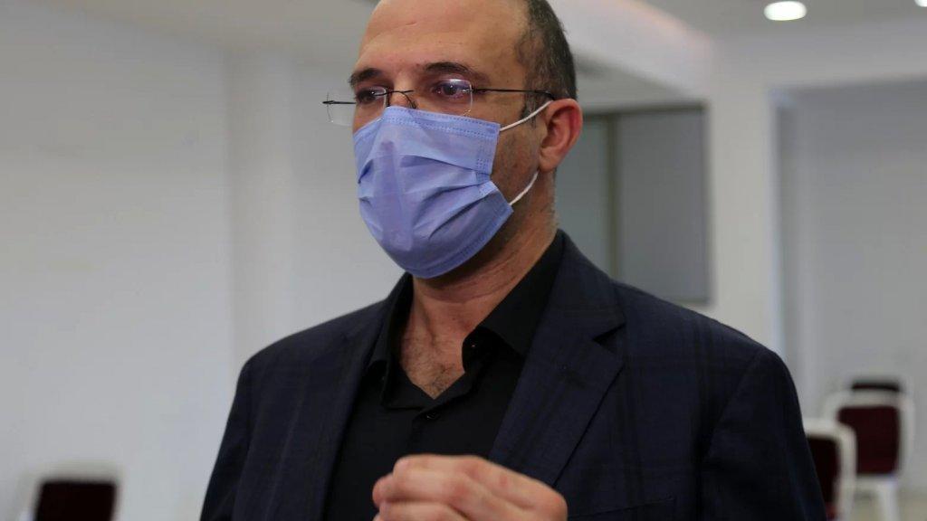 حمد حسن: وزارة الصحة ليست طرفاً وصحة المواطن ليست وجهة نظر
