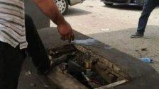 محطة محروقات في بيت الفقس الضنية تقفل أبوابها بسبب تكرر الاشكالات