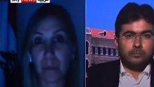 """بالفيديو/ """"انقطعت الكهربا"""" خلال حوار مباشر مع عضو كتلة المستقبل رولا الطبش من منزلها"""