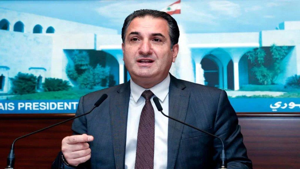 وزير الاتصالات: لا نفكر برفع الأسعار بقطاع الاتصالات.. تسعيراتنا بالليرة اللبنانية وستبقى كذلك