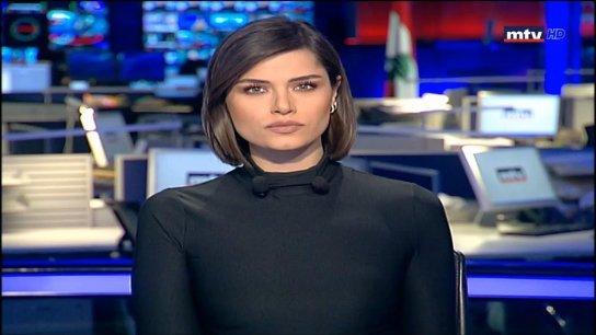 """بالفيديو/ الاعلامية نبيلة عواد تستهل نشرة أخبار الـMTV بـ: """"أهلًا بكم إلى هذه النشرة من الـLBC"""""""