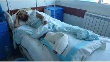أنقذ فتاتين من السرقة فتعرض لإطلاق نار في طرابلس.. وهو بحاجة لعملية مستعجلة وسط مخاوف من إمكانية بتر قدمه