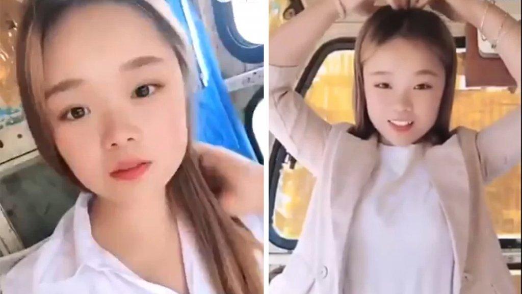 """بالفيديو/ إحدى مشاهير """"السوشيال ميديا"""" سقطت من ارتفاع 49 متراً في الصين بينما كانت تصور مقطع فيديو!"""