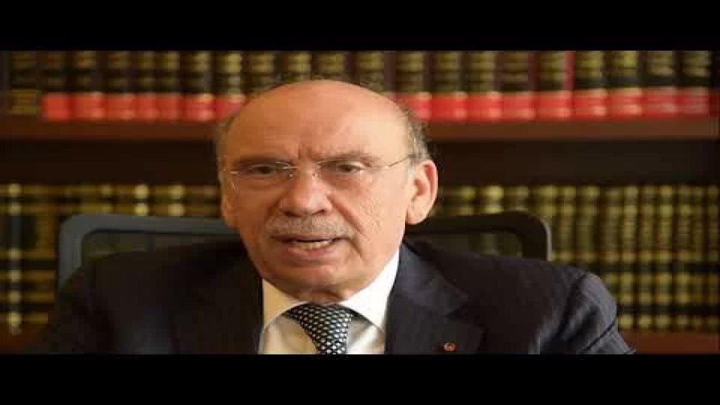 """وفاة عضو """"التكتل الوطني"""" نائب جبيل مصطفى الحسيني متأثّراً بإصابته بمرض عضال (النهار)"""