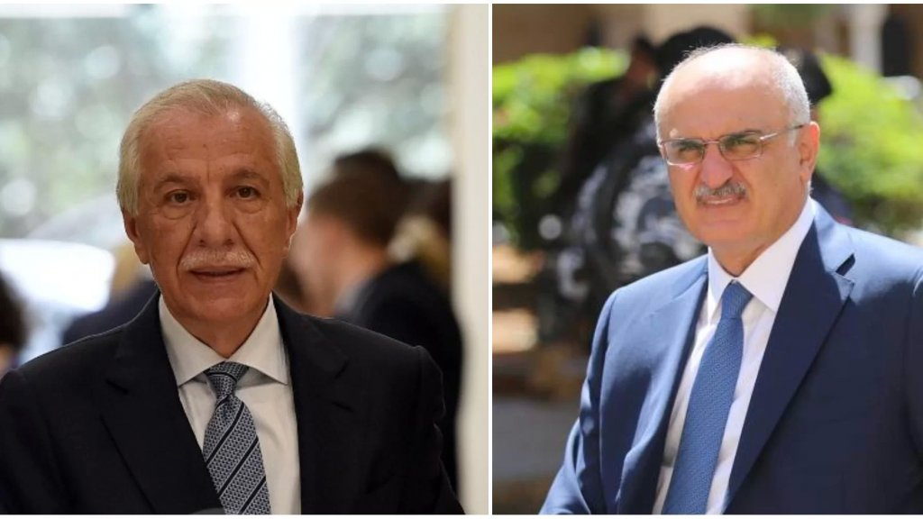مجلس نقابة المحامين في بيروت يمنح الإذن بملاحقة علي حسن خليل وغازي زعيتر بصفتهم محامين (الجديد)