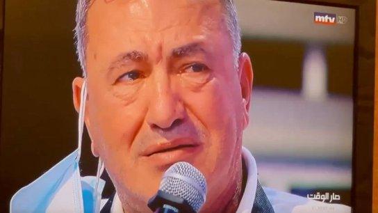 عن دموع أيوب.. ألاب لأربعة اولاد الذي خسر رجله بسبب انفجار بيروت وخسر وظيفته كسائق سيارة