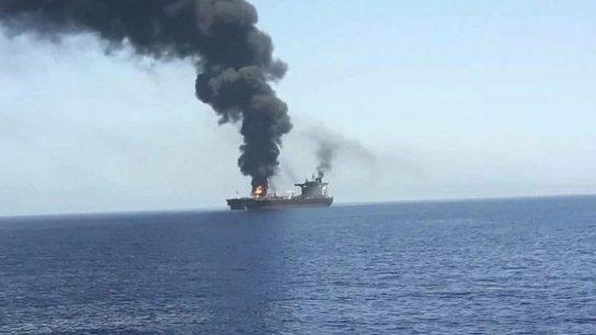 شركة إسرائيلية تعلن مقتل اثنين من طاقم سفينتها التي تعرضت لهجوم قبالة عمان