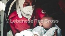 الصليب الاحمر اللبناني: استجابة 4 فرق لحريق مخزن في البداوي وعملت على نقل إصابتان الى المستشفى واخلاء 23 شخصا واسعاف 24 آخرين في الموقع