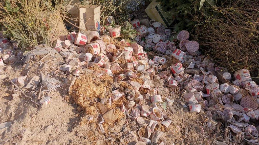 المصلحة الوطنية لنهر الليطاني: شبكة مطاعم kfc ترمي مخلفات فروعها على ضفاف نهر الليطاني في منطقة البقاع وسنتخذ الإجراءات القضائية
