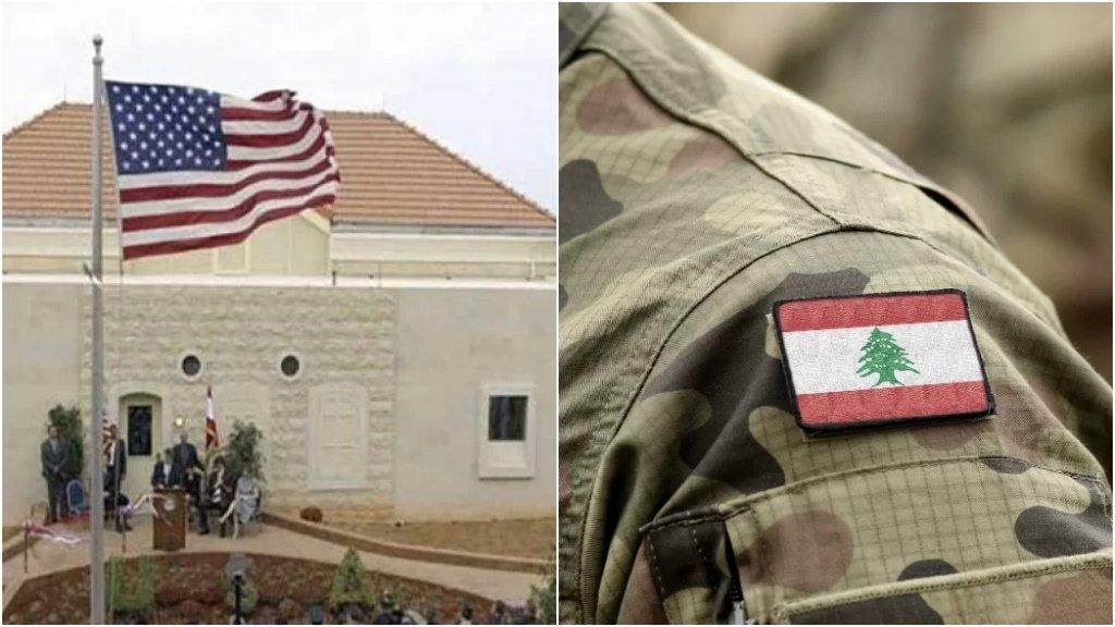 """تغريدة لافتة للسفارة الأميركيّة في عيد الجيش اللبناني: """"العلم الوحيد يلّي بيرفعوه… والوحيد يلّي بِهمّ"""""""