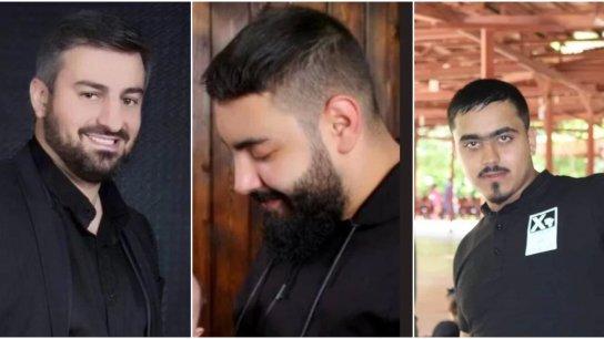 الدكتور محمد ايوب والشابين علي حوري وحسام حرفوش ضحايا كمين خلدة
