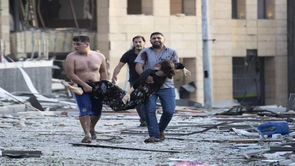بالأرقام/ عام على انفجار مرفأ بيروت الكارثي.. الإنفجار الذي سُجل على أنه زلزال بقوة ما بين 3,3 و4,5 درجات على مقياس ريختر!