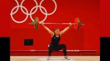 بالفيديو/ ردة فعل البطلة اللبنانية محاسن فتوح وفرحتها بعدما احتلت المركز الثالث في رفع الأوزان في الأولمبياد!