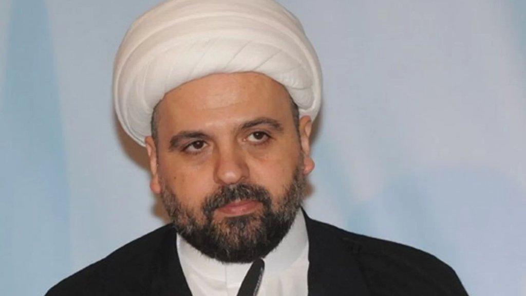 """المفتي أحمد قبلان: """"البلد الآن مهدد بكارثة لم تخطر على بال أحد والثمن السياسي الأمني خطير"""""""