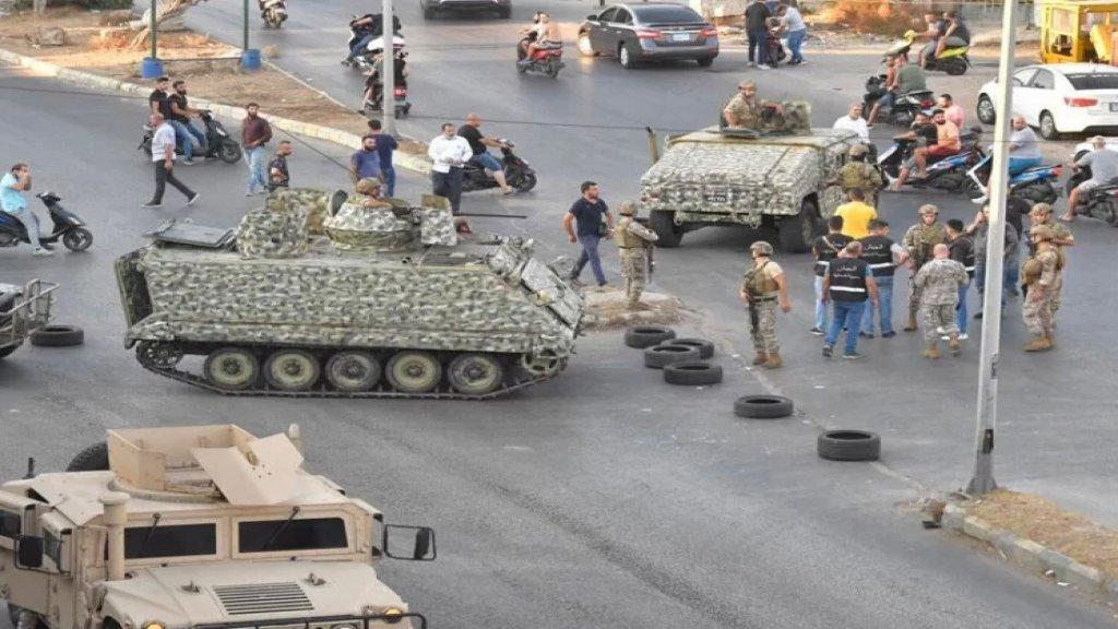 مصدر أمني للجمهورية: الجيش يسعى لاحتواء تداعيات أحداث خلدة عبر الإقتصاص من المتورطين دون تهاون
