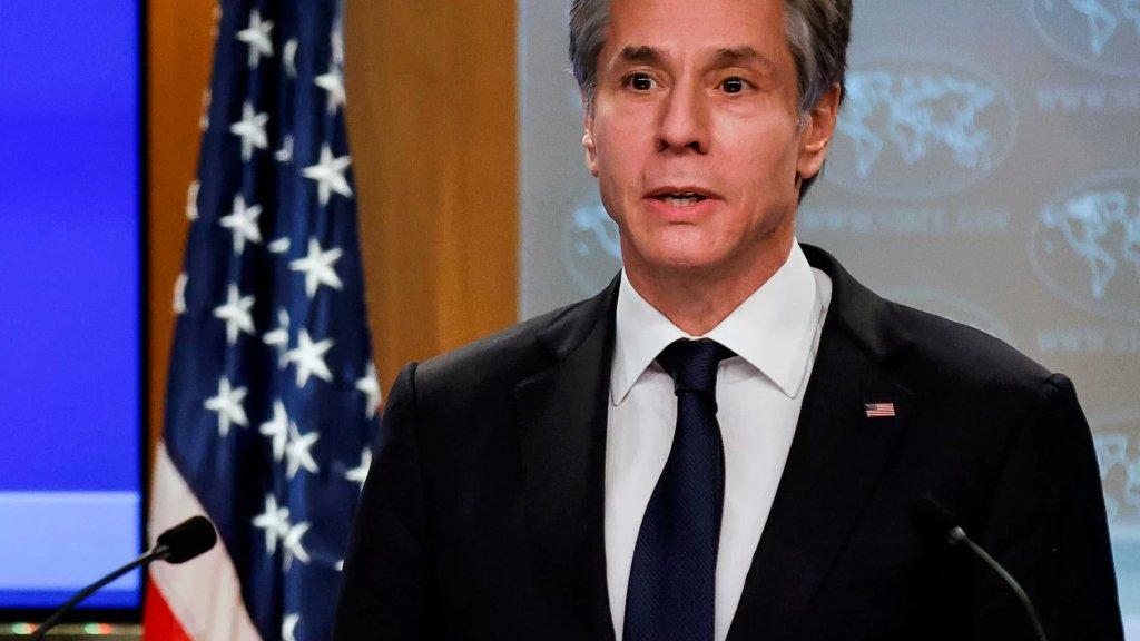 وزير الخارجية الأميركية: نقف لجانب الشعب اللبناني في سعيه لتحقيق المستقبل المشرق الذي يستحقه
