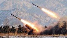 الجيش: استهداف مدفعية الإحتلال مناطق عدة في جنوب لبنان وبوشرت التحقيقات لكشف هوية مطلقي الصواريخ