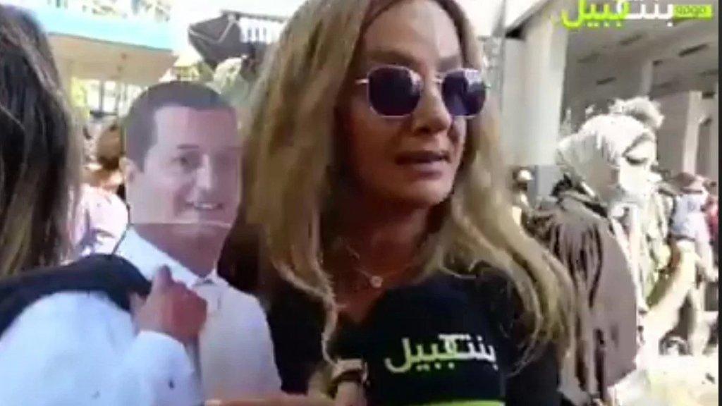 بالفيديو/ مباشر مع اهالي شهداء مرفأ بيروت