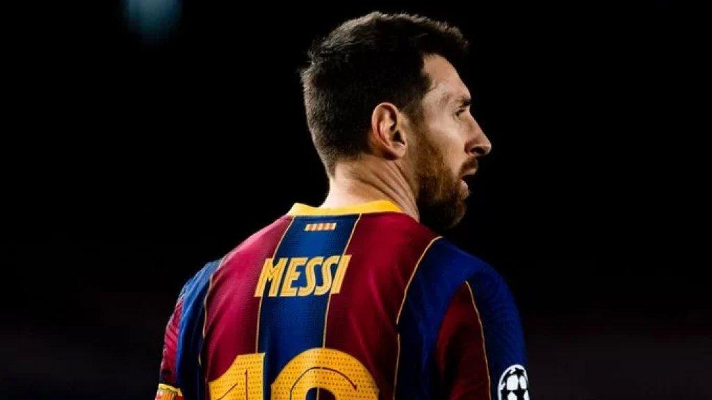 رسمياً...ميسي يغادر برشلونة !