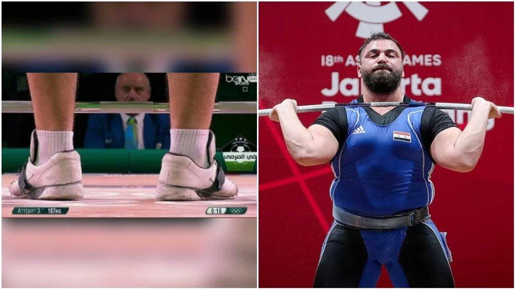 شغل العالم بحذائه المهترئ في أولمبياد 2016.. الربّاع معن أسعد يهدي سوريا أول ميدالية أولمبية منذ 2004 أمس في طوكيو!