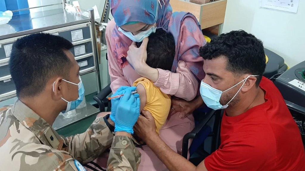 إصابة طفل بعضة كلب في الدوير.. ومعاناة خاضتها العائلة من النبطية إلى مرجعيون قبل العثور على اللقاح المضاد في مقر اليونيفل في الناقورة