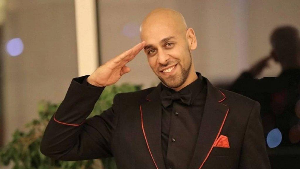 وفاة الممثل الإيراني أرشا أقدسي في بيروت في أحد مواقع التصوير خلال أدائه مشهداً خطِراً