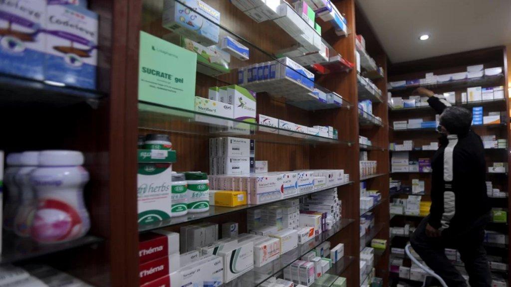 الدواء في السوق في عزّ الأزمة.. بالدولار!
