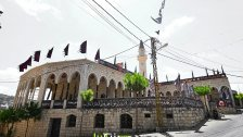 بالصور/ مدينة بنت جبيل تتشح بالسواد استعداداً لإحياء ذكرى عاشوراء