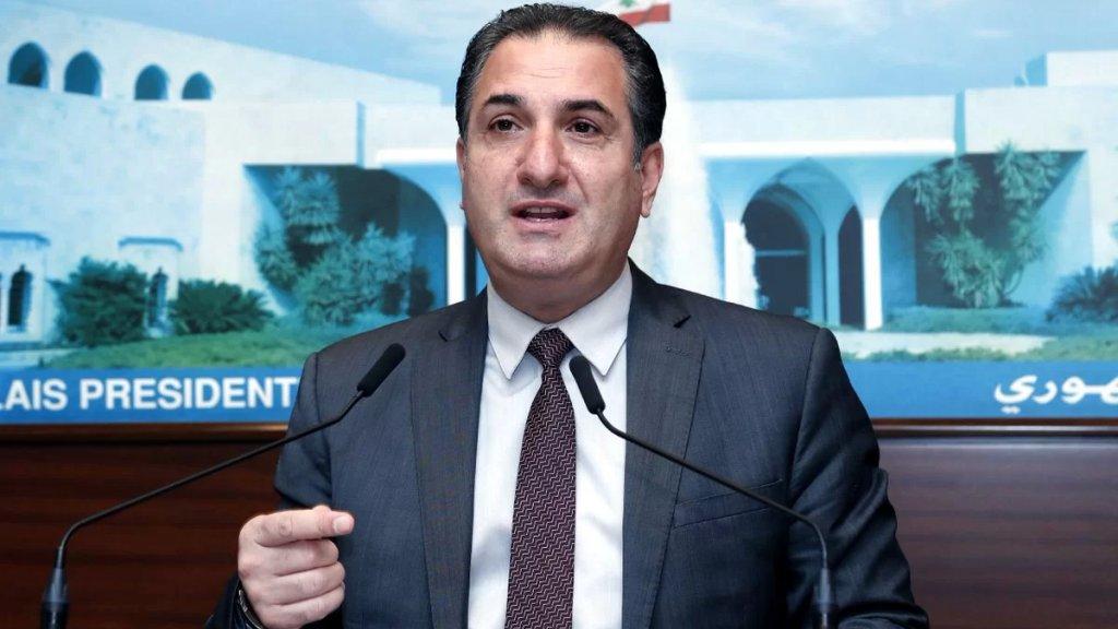 وزير الاتصالات: خطر انقطاع الإنترنت مرهون بتوفّر مادة المازوت والكهرباء