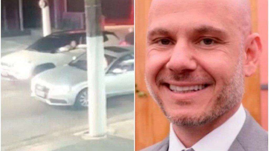 بالفيديو/ مقتل المحامي اللبناني دانيال المجذوب بطلقة نارية أمام عائلته في البرازيل