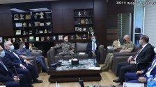 قائد الجيش اجتمع بقادة الأجهزة الأمنية للبحث في تداعيات الأزمة الاقتصادية والتحركّات الشعبية
