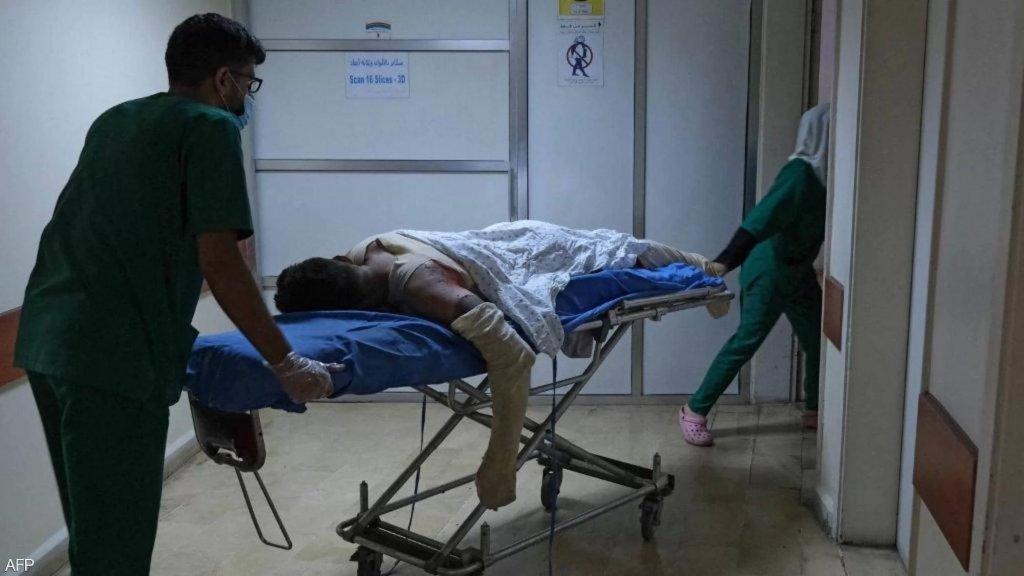 العاهل الأردني يوجه بمعالجة جرحى انفجار عكار في الأردن