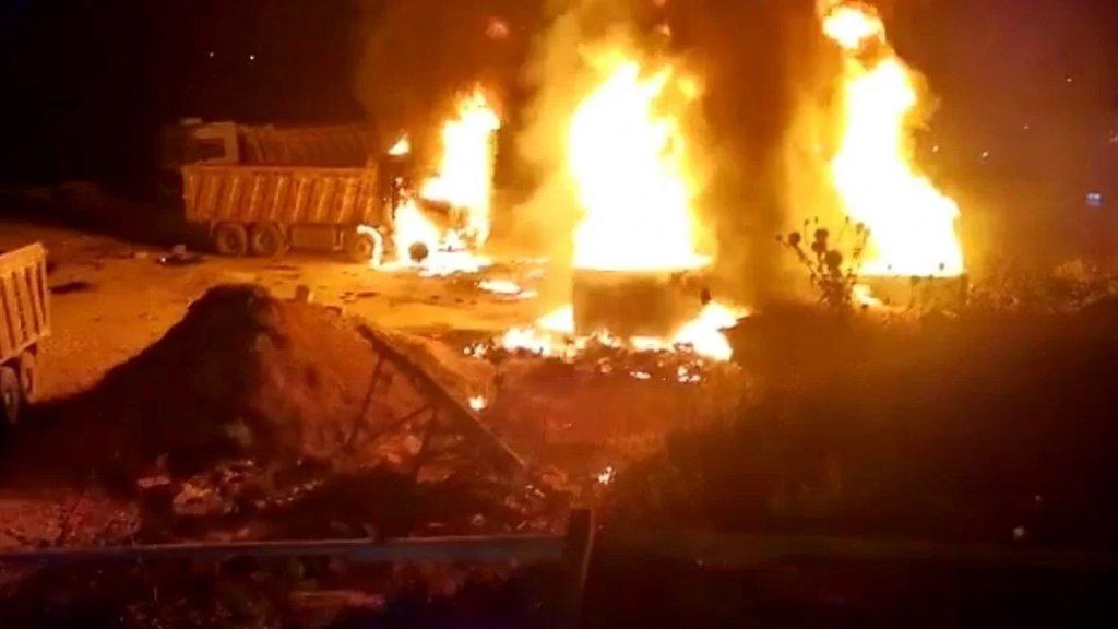 الاثنين يوم حداد وطني على ضحايا إنفجار التليل في عكار