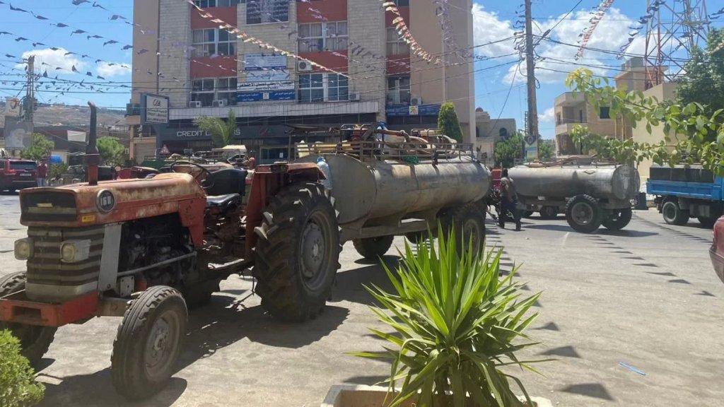 اتفاق بين بلدية بنت جبيل وأصحاب صهاريج نقل المياه على التسعيرة.. اليكم التفاصيل