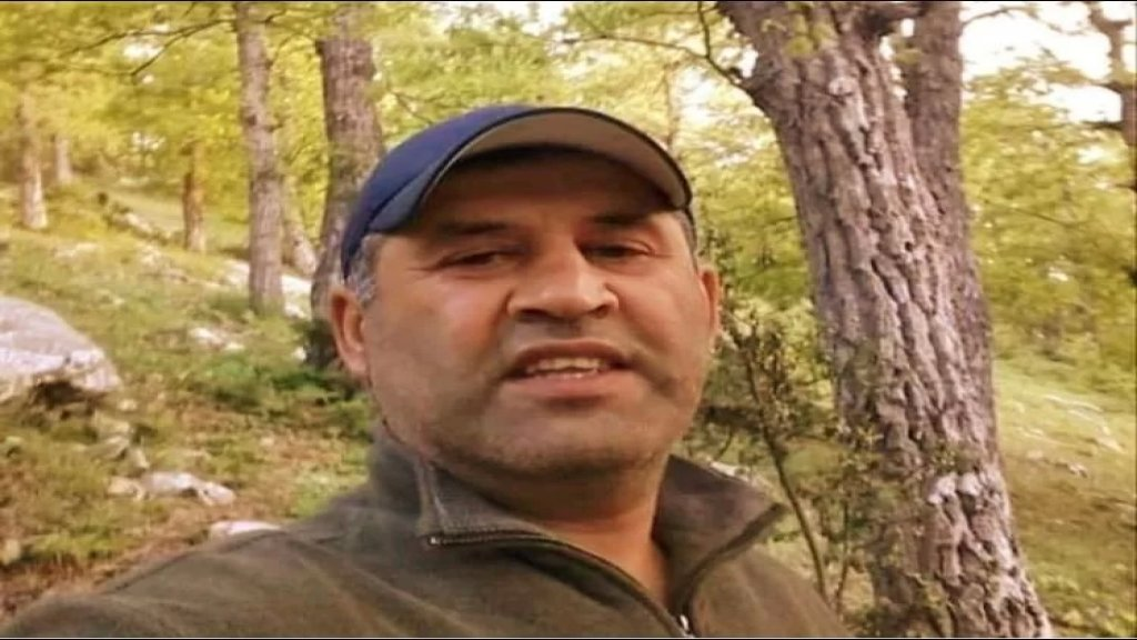 المؤهل الأول المتقاعد في الجيش اللبناني فادي الشيخ... من ضحايا فاجعة التليل