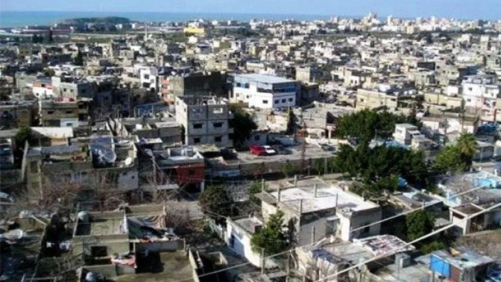 اصابة 4 فلسطينين بينهم امرأة مسنة من آل القيم في عين الحلوة جراء الرصاص العشوائي ابتهاجا بنتائج الثانوية العامة