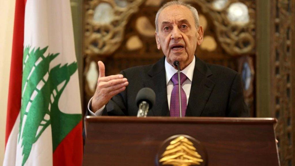 الرئيس بري: استخدام الاجواء اللبنانية كمنصة للعدوان على الشقيقة سوريا هو عدوان موصوف على لبنان كما على سوريا