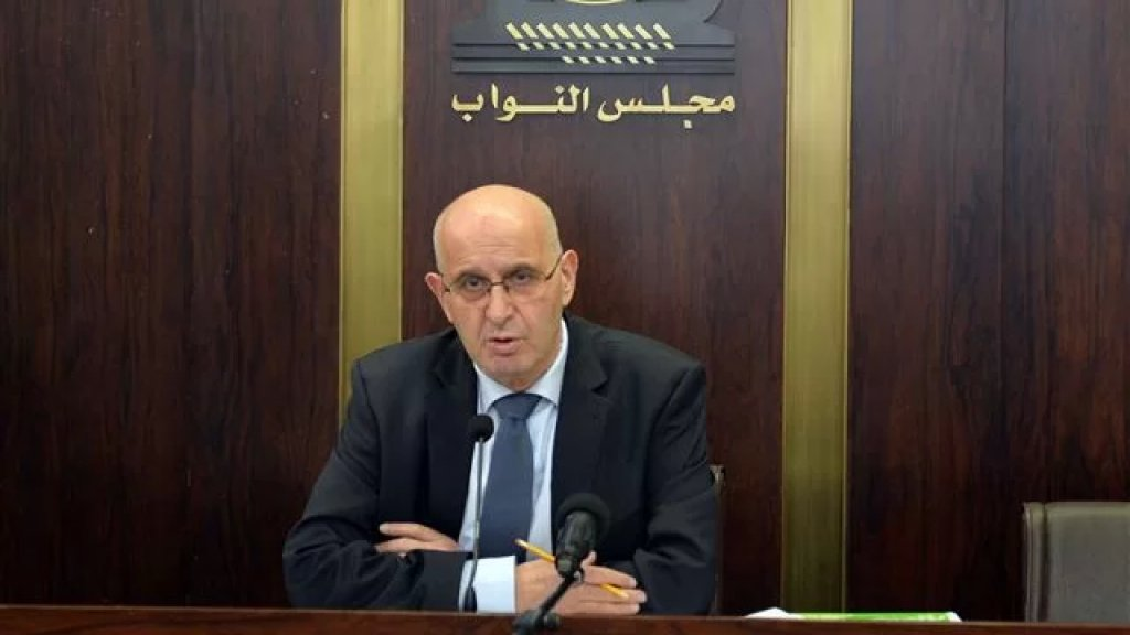 النائب عاصم عراجي: يا أصحاب الحل والربط... اذا استمر الوضع هكذا، البلد رايح على فوضى أمنية قريباً!