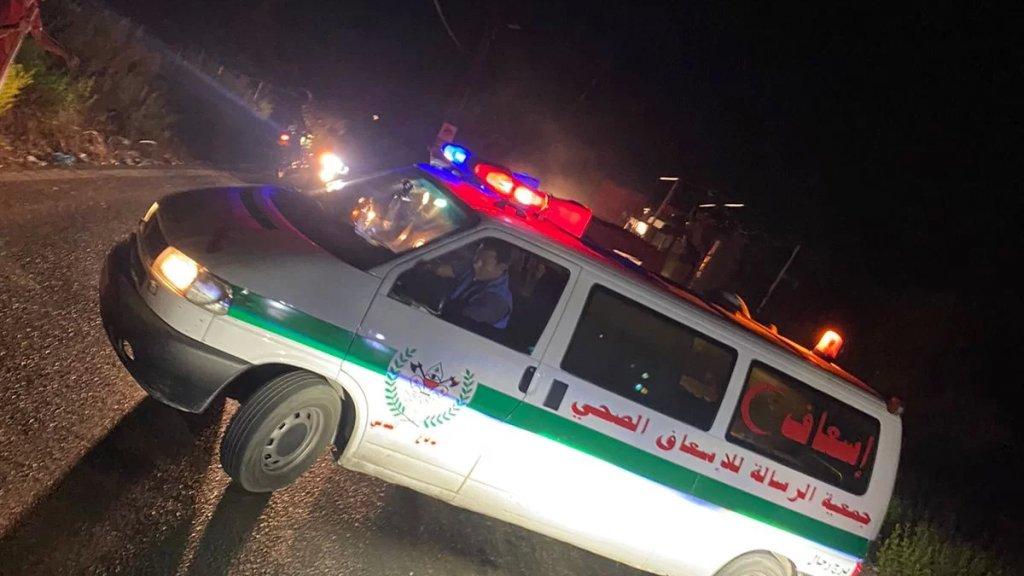 زحمة سير نتيجة انقلاب صهريج مازوت في برج رحال