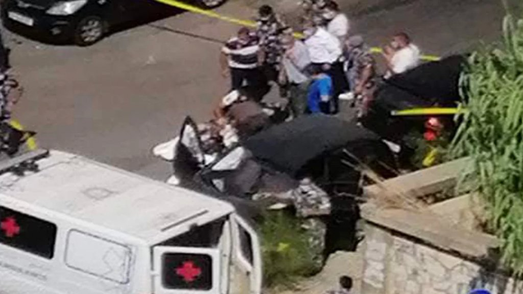 عنصر في قوى الأمن  الداخلي عثر عليه جثة مصابة بطلق ناري داخل سيارته في الأشرفية