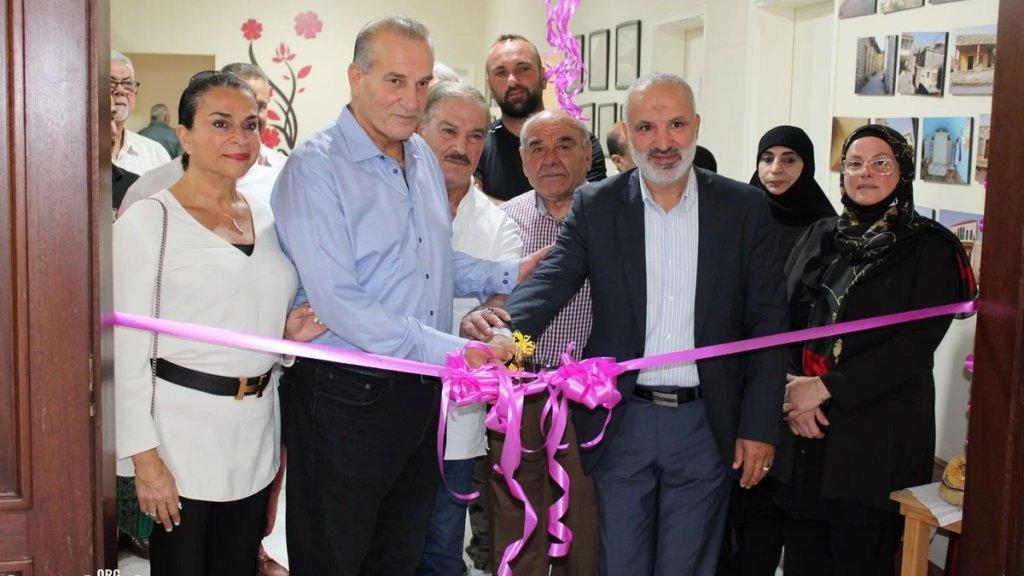 بالفيديو والصور/ بهمةٍ إغترابية واعدة.. إفتتاح قاعة جديدة في مركز المطالعة والتنشيط الثقافي في بنت جبيل