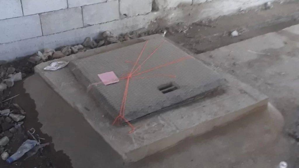 ضبط 27000 الف ليتر مازوت مخزنة داخل خزان للمحروقات في دورس