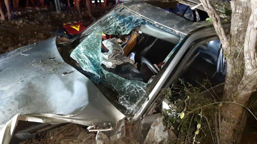 فاجعة كبيرة تهز عيترون.. وفاة أم وطفليها وإصابة آخرين بحالات حرجة ومتوسطة في حادث مروع على طريق علما الشعب
