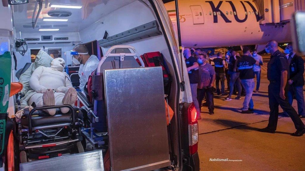 تحقيقات المخابرات تكشف أن انفجار التليل ناجم إشعال مادة البنزين بواسطة ولاعة