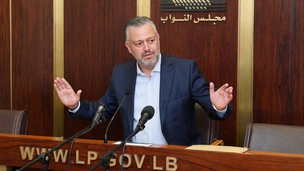"""هادي حبيش: """"فلنستقل جميعاً"""" والحل يبدأ باستقالة رئيس الجمهورية وصولاً إلى انتخابات نيابيّة جديدة و""""ضرب الذكا"""" هو برحيل الجميع معاً"""