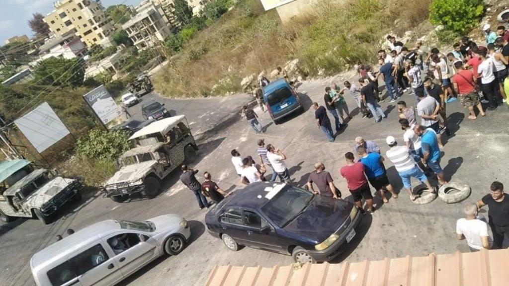 مفتي صور يزور مغدوشة ولقاء في النادي الحسيني لعنقون